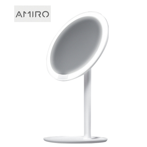 Image 1 - AMIRO HD Makeup Mirror Daylight Mirror Vanity Make up Mirrors Lamp USB Charging Lights Health Beauty Adjustable
