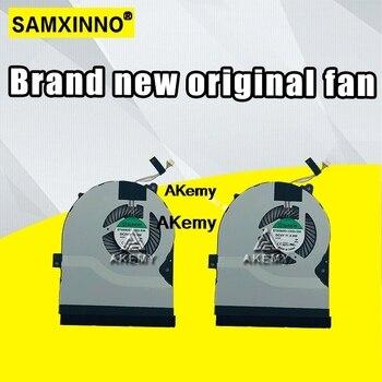 Для Охлаждения SUNON новый ноутбук процессорный кулер вентилятор для ASUS K56 K56C K56CA K56X K56CM K56CB S550 S550C S550CM S550CB S56C S56CM S56CB R505C