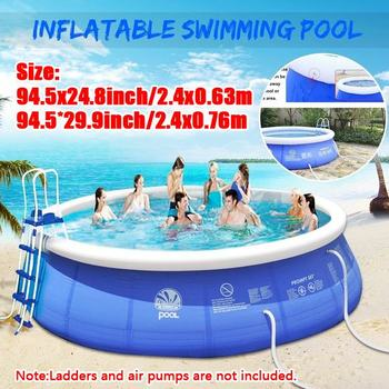 2020 NEW Summer Water Sports Baby Kids Inflatable Swimming Pool  PVC Portable Swim Family Play Pool Children Bath Tub Kids Toy