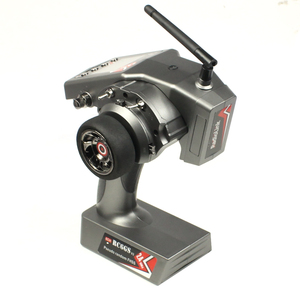 Image 2 - Radyolink RC6GS V2 verici 2.4G 6CH RC araba tekne kontrol verici ve R7FG içinde Gyro alıcı