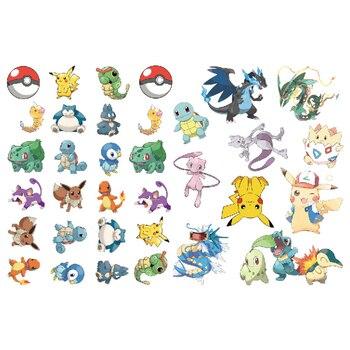 Pokemon Kinder Tattoo