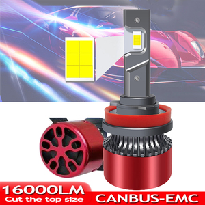 Image 1 - YOTONLIGHT Super H1 H7 Led Headlight Led Bulb H4 H11 H3 Canbus 9005 Hb3 9006 Hb4 55w Hir2 9004 9007 H13 Lamp Error Free 16000lm
