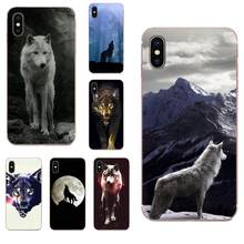 The Wolf For Galaxy J1 J2 J3 J330 J4 J5 J6 J7 J730 J8 2015 2016 2017 2018 mini Pro Silicone Shell Cover(China)