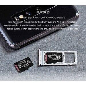 Image 4 - Kingston Mini Thẻ Nhớ 256GB C10 Thẻ Micro SD 16GB 32GB 64GB 128GB Class 10 u1 Đèn Flash TF Thẻ Nhớ MicroSD Cho Điện Thoại Thông Minh Máy Tính