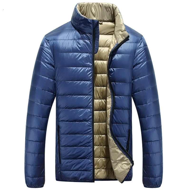 Casual Ultralight Mens Duck   Down   Jackets Autumn Winter   Coat   Men Lightweight Duck   Down   Jacket Men Overcoats   Down     Coat