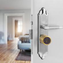 Smart Fingerprint Password  APP Control Keyless Entry Safety Cylinder Door Lock