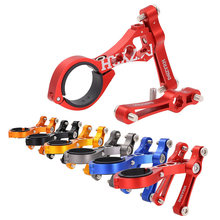 Aluminum Alloy CNC Machined Water Bottle Cage Holder Mount for 22.2mm 25.4mm 31.8mm Handlebar Seatpost