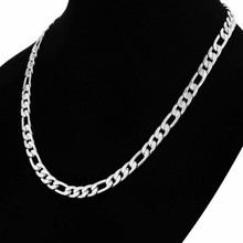 Never Fade Waterproof 10mm Wide Stainless Steel Cuban Chain Hip-hop Necklace Men Link Curb Gift Jewelry Length 50cm