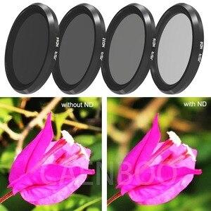 Image 3 - Lens filtre Sony RX100M1/M2/M3/M4/M5 GND8 ND2/4/8/ 16/32 renk UV Sony RX 100 I/II/III/IV/V nötr yoğunluk Filtor seti