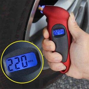 Image 5 - Manometro per pneumatici 0 150 PSI retroilluminazione monitoraggio digitale della pressione dei pneumatici ad alta precisione manometro per pneumatici