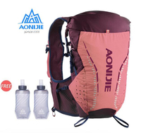 AONIJIE Outdoor 18L Lightweight Hydration Backpack Rucksack Bag Vest Water Bladder Hiking Camping Running Marathon Race