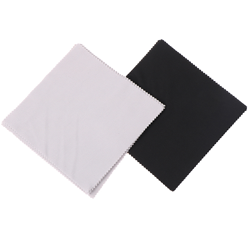 10 Pcs/lots Eyeglasses Chamois Glasses Cleaner Microfiber Glasses Camera Cleaning Cloth For Lens Phone Screen Cleaning Wipes