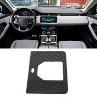For Range Rover Evoque (L551) 2019 2020 ABS Plastic Interior Gear Panel Cover Trim Auto Accessories