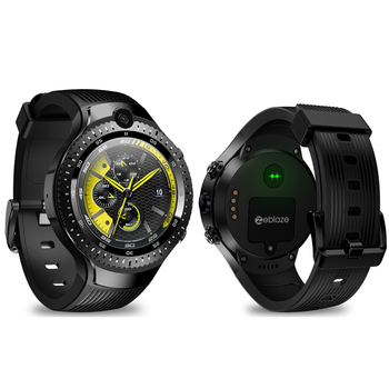 """Smartwatch Men 4 Dual 4G Smart Watch Phone Dual 5.0MP Camera Android Watch 1.4"""" AOMLED Display GPS/GLONASS 1GB 16GB  watches"""