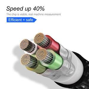 Image 2 - Olnylo USB Tipo C 90 Gradi Veloce di Ricarica usb c Tipo di cavo c Cavo di dati del Caricatore usb c per Samsung S9 S8 Nota 9 8 Huawei P20 Lite
