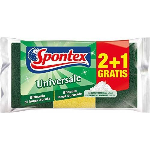 Spontex Scourers Universal–2+ 1pieces