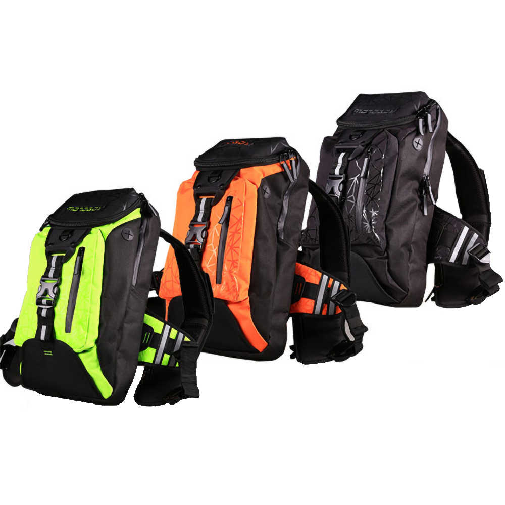 Мотоциклетная сумка MOTOBOY, водонепроницаемые седельные сумки для езды, дорожный Багаж, сумка для мотогонок, Многофункциональный мотоциклетный рюкзак