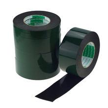 Cinta adhesiva de doble cara para reparación de teléfonos móviles, cinta de espuma negra fuerte de 10M, 5mm y 25mm para pantalla PCB, a prueba de polvo, 1mm de espesor
