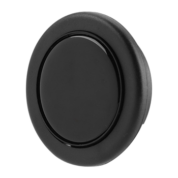 1 Piece Universal Car Steering Wheel Horn Button Modified Metal Plastic Material Replacement For Automobiles Accessories