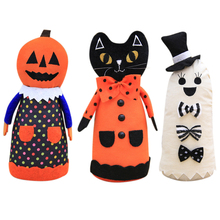 Halloween Fabric Doll Decoration Atmosphere Layout Cloth Toy Children Gift Holiday