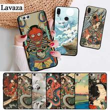 Lavaza Japanese style Art Silicone Case for Xiaomi