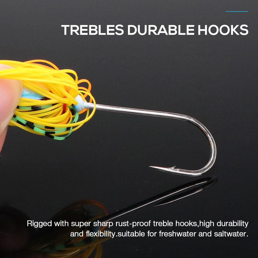 TREHOOK 15.5g Spoon For Fishing Spinners Bait Artificial Fishing Lure Spoon For Pike Wobblers Spinnerbait Chatterbait Crankbait-4