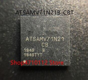 Free shipping NEW 10PCS/LOT ATSAMV71N21B-CBT ATSAMV71N21B-CB ATSAMV71N21B ATSAMV71N21 BGA