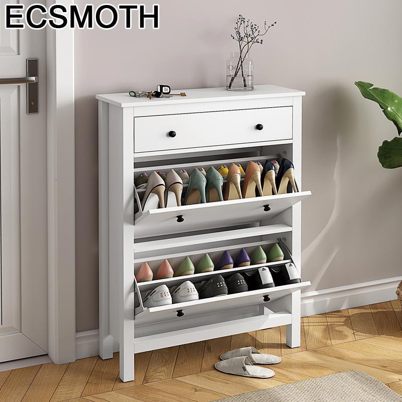 Ayakkabilik Zapatera Armario Almacenamiento Home Closet Organizador De Zapato Mueble Rack Furniture Scarpiera Shoes Cabinet