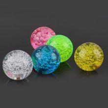 1 шт. 4 см прозрачный наконечник шаровая Головка аркадная игра машина джойстик ручка верхний шар для Sanwa Zippy