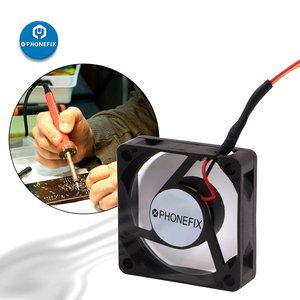 Image 5 - מיני מאוורר פליטה 3CM 7CM 5V USB חולץ עשן הלחמה ברזל קטר Exhaustor אוויר מסנן עבור טלפון האם ריתוך תיקון כלי