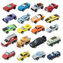 Minyatür araba N ölçekli 1:150 araç plastik araba modeli yapı kitleri yaratıcı çocuk hediyeler Colletction hobi 6 adet/grup