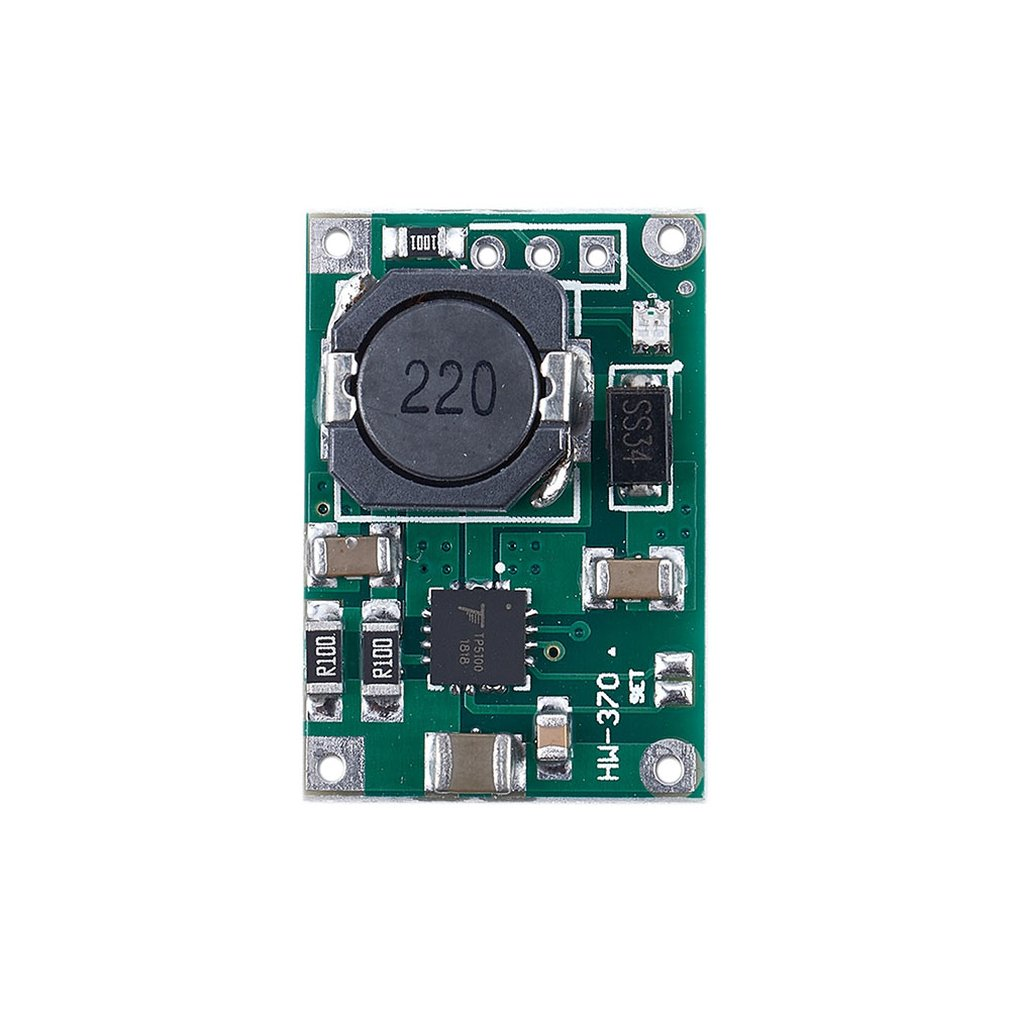 TP5100 4.2v 8.4v Single And Double Section Lithium Battery Charge Management Lithium Battery Compatible 2a Charging Board