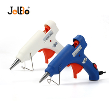 JelBo 20W Hot Melt Glue Gun Electric Repair Tool Melting Gun Kit for 7mm Adhesive Stick Wax Seal Power Tools DIY Craft цена в Москве и Питере