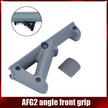 Toys Paintball-Accessories Front-Grip Picatinny-Rail Airsoft Aeg Afg-Angle Plastic Element