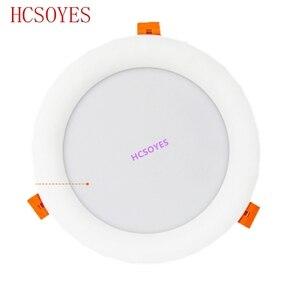 Image 4 - Milight FUT065 FUT066 /12 ワット 18 ワットledダウンライト、rgb + cct AC110 220v輝度調整可能なワイヤレスwifiアプリ制御AC100 240V