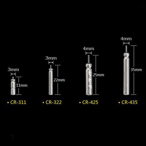 100 pc lote pesca bateria de litio
