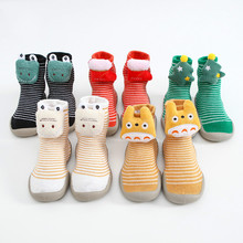 Baby Toddler Sock Shoes Anti-Slip Shoes