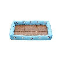 Cão travesseiro camas almofada tapete animais de estimação sofá casa do gato respirável macio canil para grande médio pequeno cães loja produtos