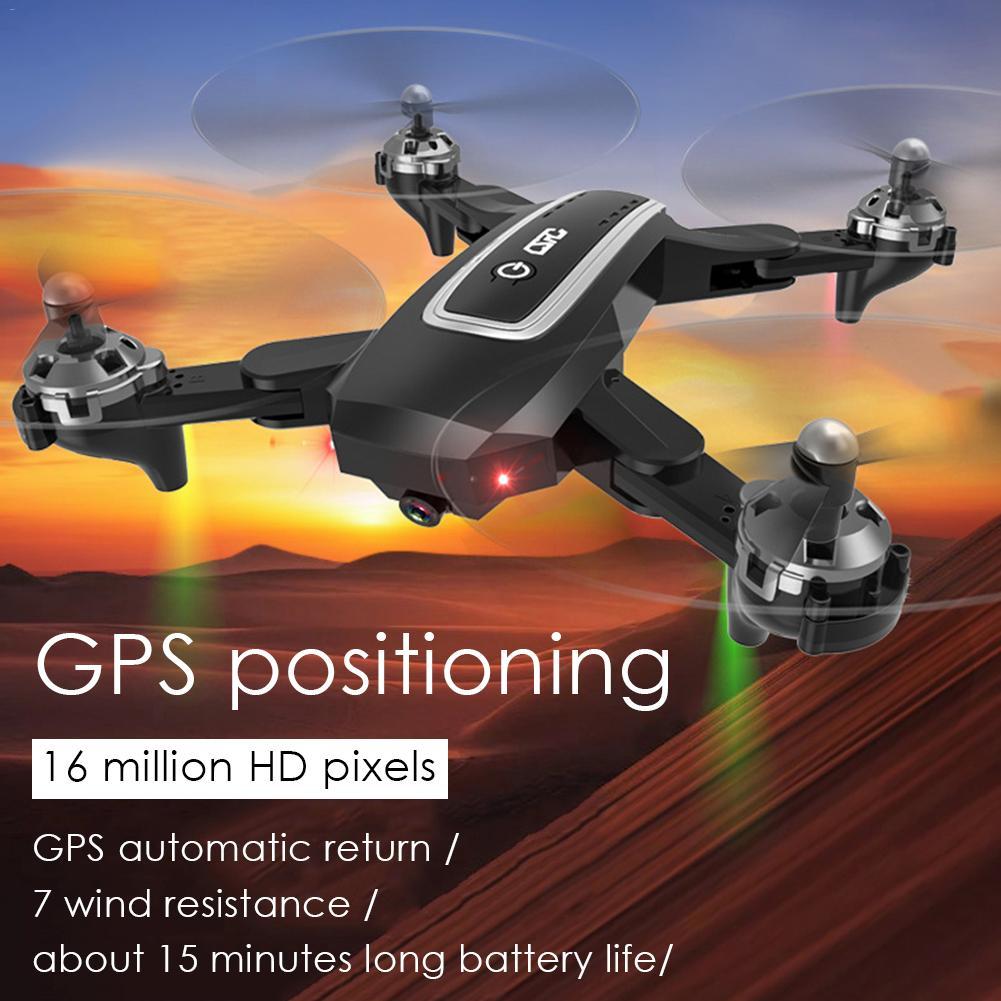 Drone de positionnement GPS avec caméra HD 4K caméra aérienne en direct quadrirotor avec Transmission WIFI longue durée de vie de la batterie