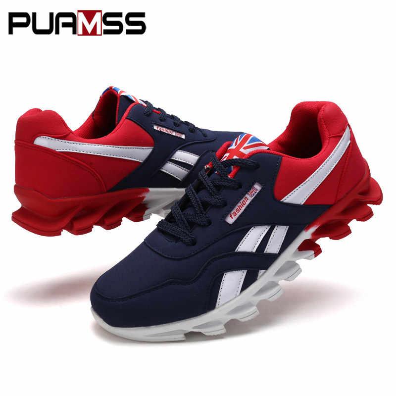 2020 męskie buty do biegania męskie tenisówki sportowe Outdoor Walkng buty do biegania trener sportowe buty męskie męskie Sneaker