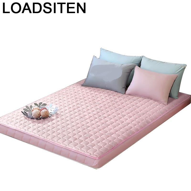 Bedding Materassi.Colchon Tatami Materasso Foldable Bed Cama Bedroom Furniture