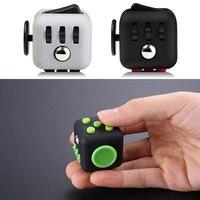 2021 nuevo EDC mano para el autismo, TDAH alivio de la ansiedad en niños de 6 lados Anti-estrés Fidget Juguetes   Juguetes Fidget   Fidget juguetes антистресс