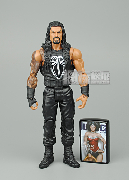 16cm High Classic Toy Occupation Wrestling Gladiators Wrestler Roman Reigns Action Figure Toys for Children Classic Gift