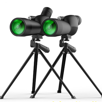 PRONITE Read Single Tube 15-45x60 Telescope Outdoor Bird Mirror Night Vision HD High Magnification Target