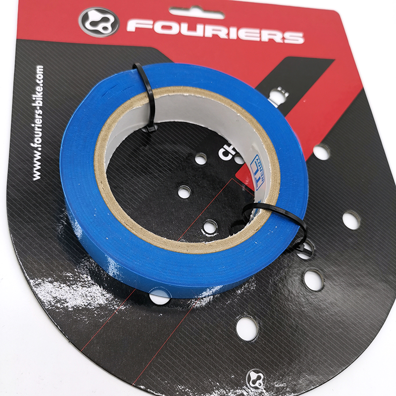 Fouriers LAM-PU-TLR No Tube Tubeless Rim Tape for MTB Road Bike 19mm 22mm 24mm 28mm 33mm x 50M Bulk Bicycle Parts