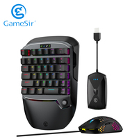 GameSir VX2 AimSwitch Keyboard Mouse Adapter for Xbox One / Xbox One S / Xbox One X / PS4 / PS4 Slim / PS4 Pro / Nintendo Switch