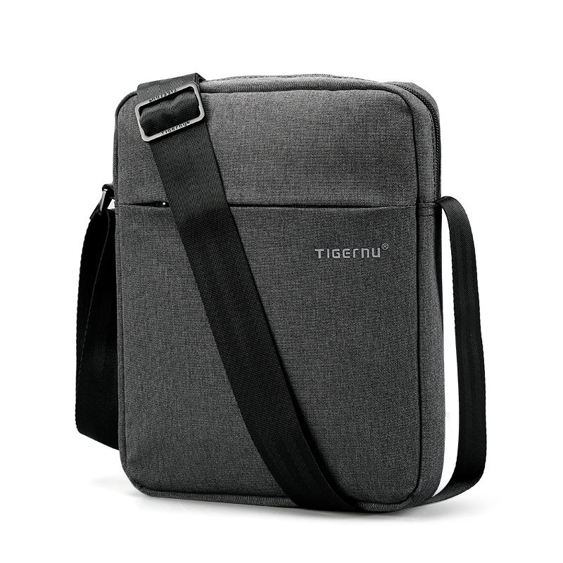 Tigernu Brand Fashion Crossbody Bag Men Shoulder Bag High Quality Waterproof Messenger Bag Business Briefcase Women