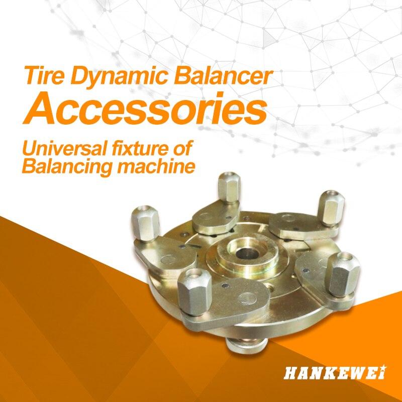 Hot Selling Vigorously Fitting Car Tire Dynamic Balancing Machine