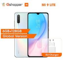 "Глобальная версия Xiaomi Mi 9 Lite 6 ГБ 128 Гб Смартфон Snapdragon 710 48MP Тройная камера 32 МП фронтальная камера 6,39 ""экран"