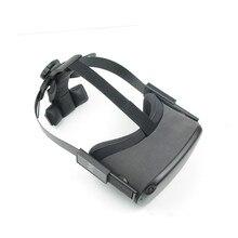 Regulowana opaska na głowę VR dla Oculus Quest zestaw do wirtualnej rzeczywistości akcesoria odciążający nacisk antypoślizgowy pasek mocujący z pałąkiem na głowę